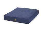 ALL WEATHER MATTRESS DOG BED NAVY