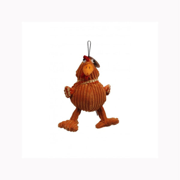Henrietta Hen Dog Toy - Jolly and Bea's - 1