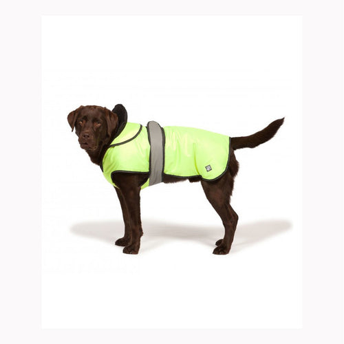 The Ultimate 2 in 1 Hi Vis Dog Jacket - Jolly and Bea's