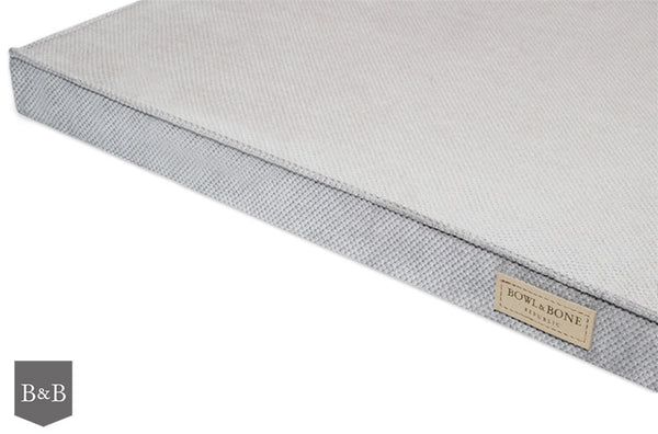 Silver Foam Dog Mat - Jolly and Bea's - 2