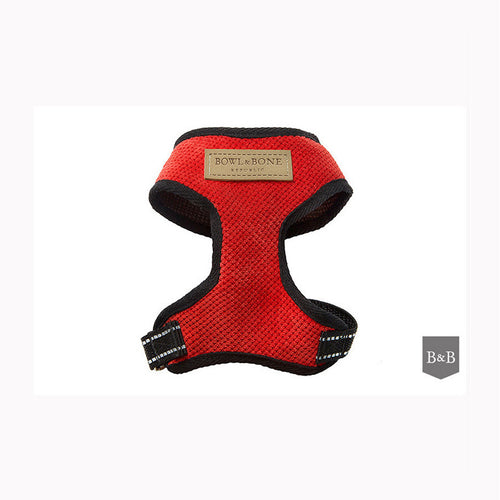 Red Candy Dog Harness - Jolly and Bea's - 1