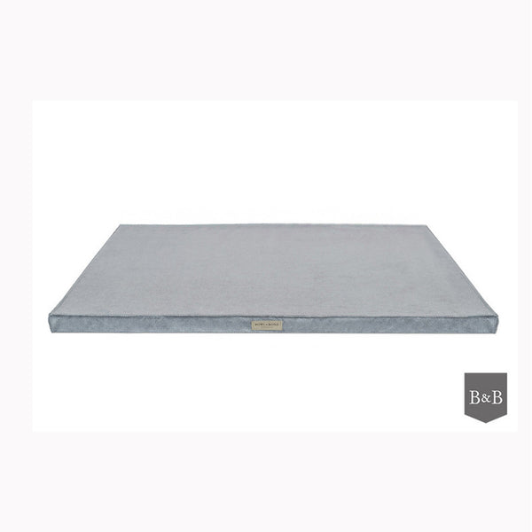 Silver Foam Dog Mat - Jolly and Bea's - 1