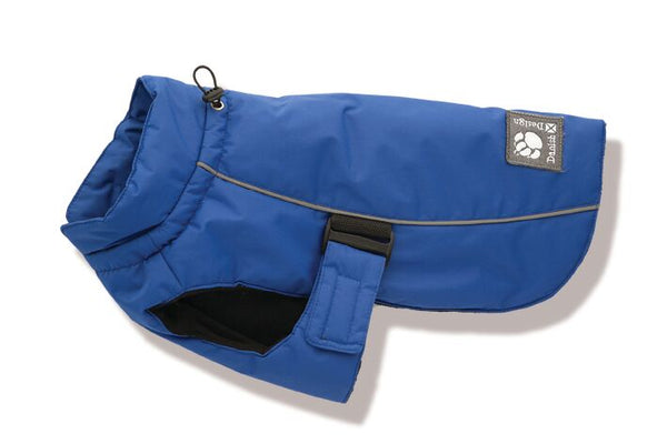 Sports Luxe Dog Jacket - Blue