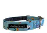 Spring Awakening Dog Collar