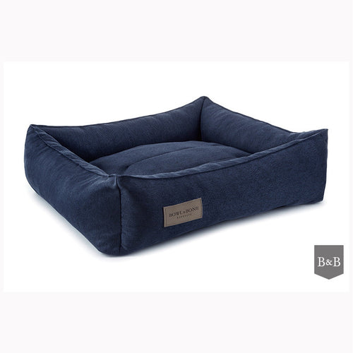 Urban Navy Dog Bed - Jolly and Bea's - 1
