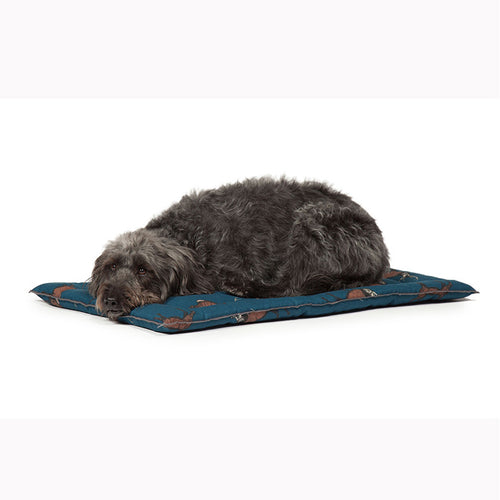 Woodland Stag Dog Crate Mattress - Jolly and Bea's - 1