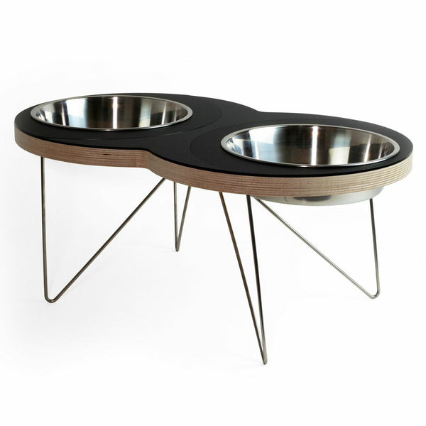 The Eight Pet Bowl (Black) - Jolly and Bea's - 5