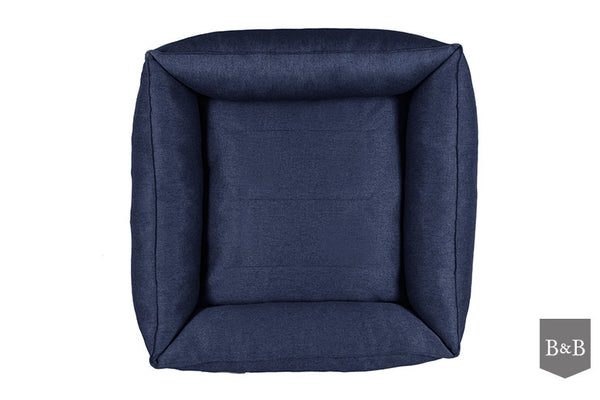 Urban Navy Dog Bed - Jolly and Bea's - 2