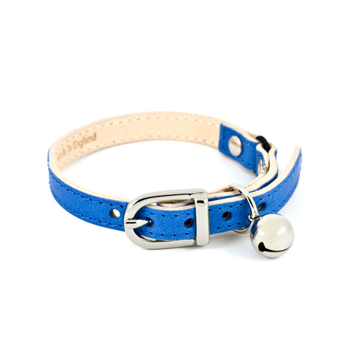 Linny Blue Cat Collar