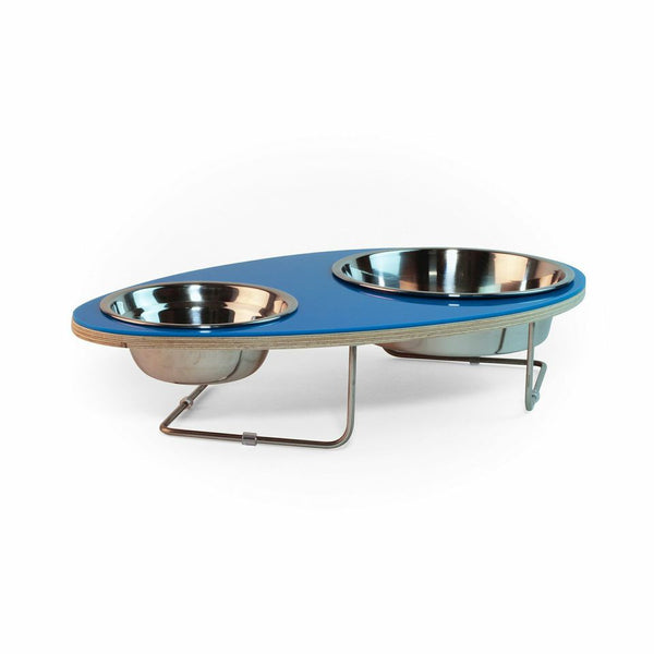 Eggy Pet Bowl in Blue - Jolly and Bea's - 2