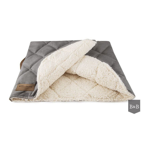 Dreamy Silver Dog Blanket - Jolly and Bea's - 1