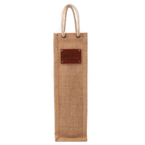 Single Bottle Tote