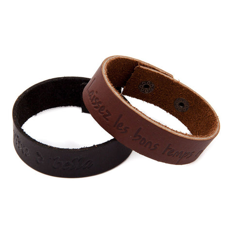 Geniune Leather Bracelet