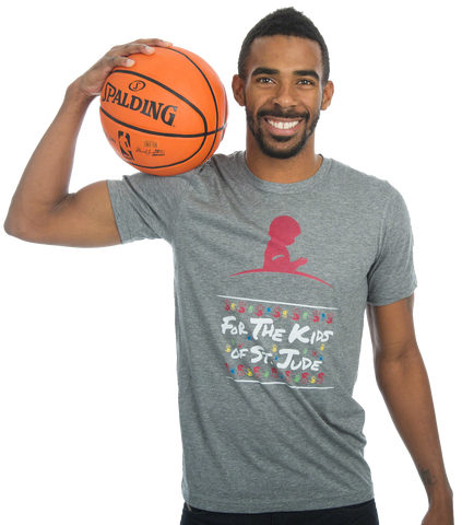 Mike Conley Jr teams up with Lamp Apparel and St Jude