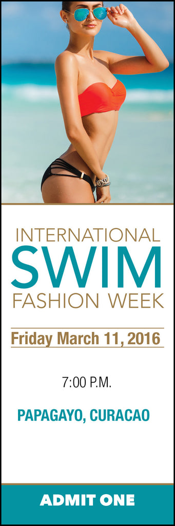 Friday March 11, 2016 , International Swim Fashion Week