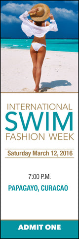 Saturday March 12, 2016 International Swim Fashion Week