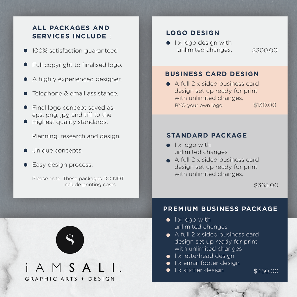 iamsali design packages
