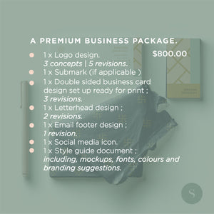 A PREMIUM BUSINESS PACKAGE