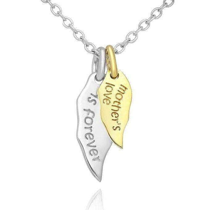 mother's love forever Necklace