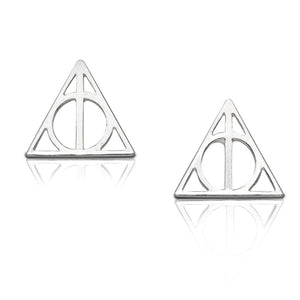 Deathly Hallows Harry Potter Earrings