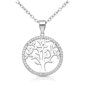 Windy Tree Of Love Necklace