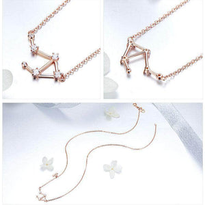 Star sign Libra Necklace