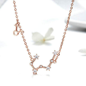 Star sign Taurus Necklace