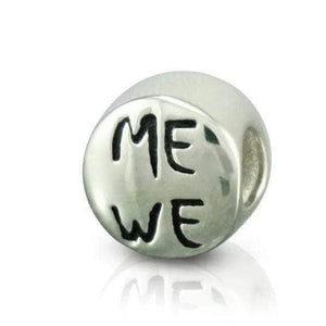 Silver Charms | Silver Mewe charm