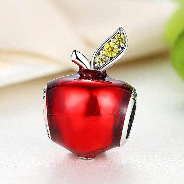 Charms | Snow White Red Apple Charm