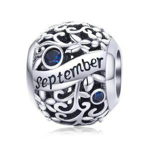 September -Birthstone Charms