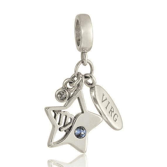 Charms | Drop virgo star sign