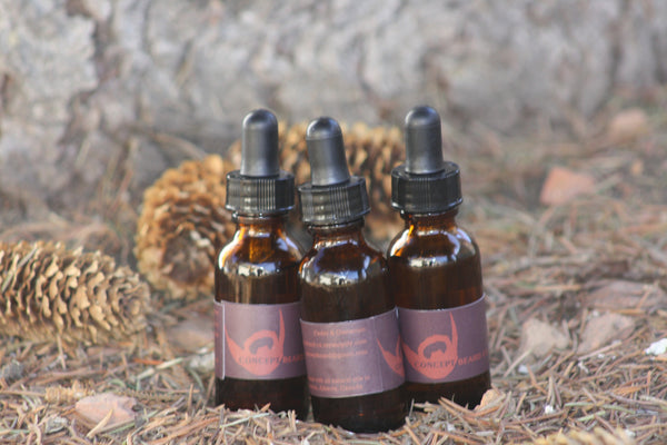 Cedar & Cinnamon Beard Oil 1oz