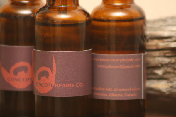 Custom Beard Oil 1 oz