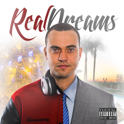 #RealDreams CD (Physical)
