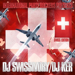 IPR Mixtape - Swiss Edition by DJ Ker & DJ Swissivory