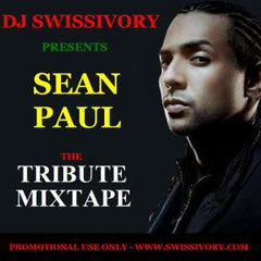 Swissivory Sean Paul Tribute Mixtape