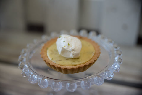 Key Lime tarts (per six)
