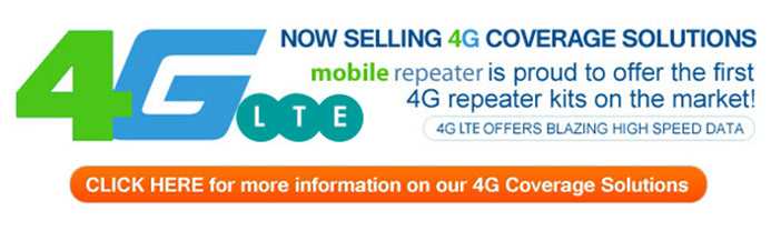 4G LTE Coverage Solutions South Africa