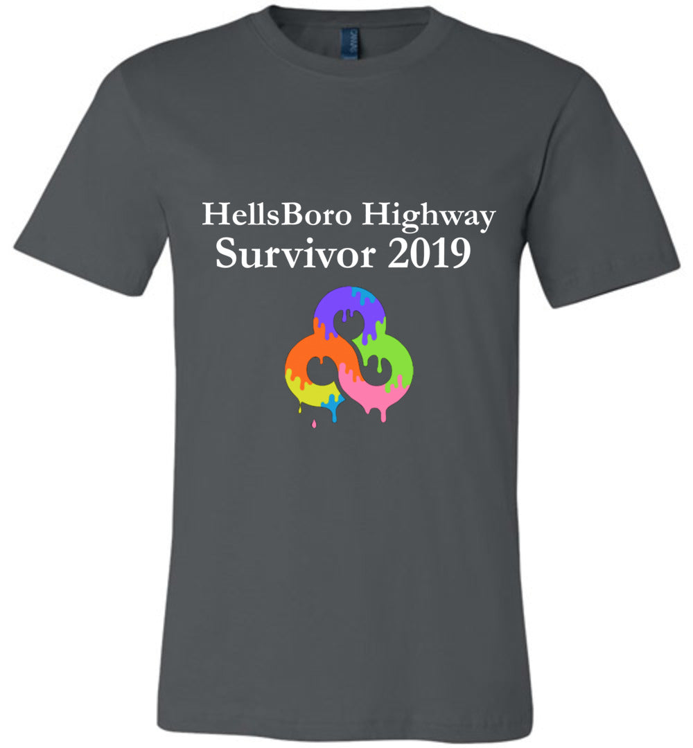 Hellsboro Highway Survivor 2019 Bonnaroo Shirt