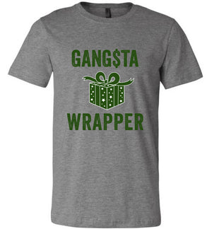 Gangsta Wrapper T-Shirt Gangster