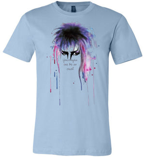 Your Eyes Can Be So Cruel Bowie Fan Art Shirt