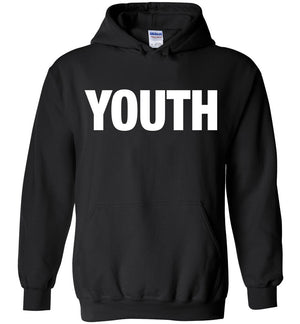 Youth Block Hoodie Shawn Mendes Black