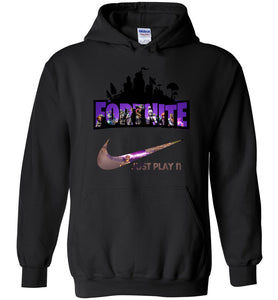 Fortnite Season 6 Hoodie Black