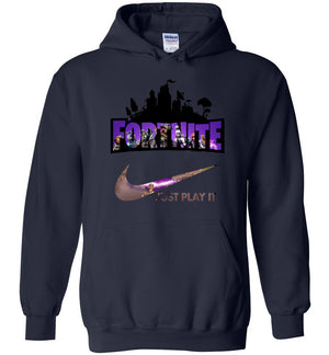 Fortnite Just Play It Season 6 Hoodie