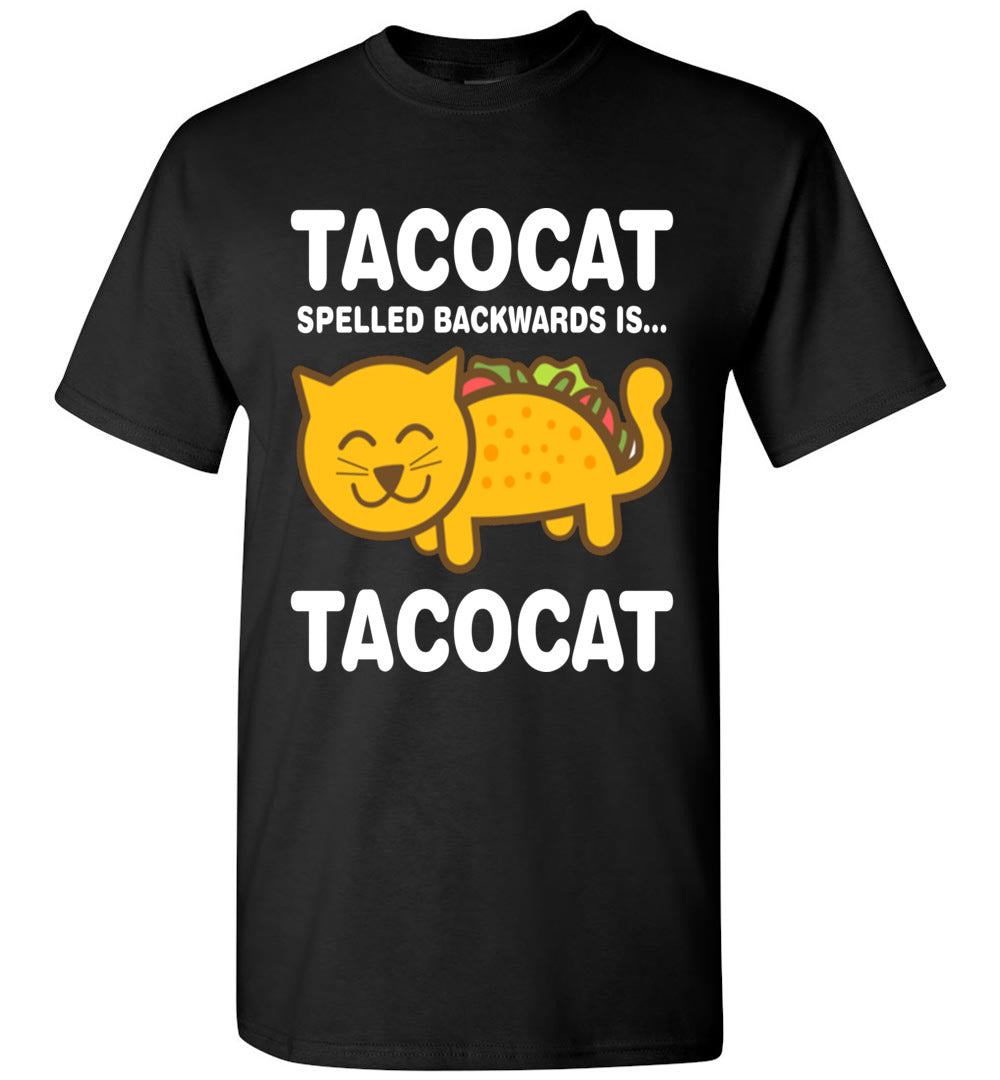 Tacocat Spelled Backwards T-Shirt