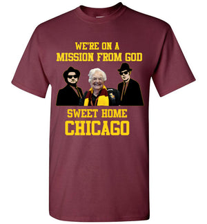 Loyola Sister Jean Blues Brothers T Shirt Bring Me Tacos