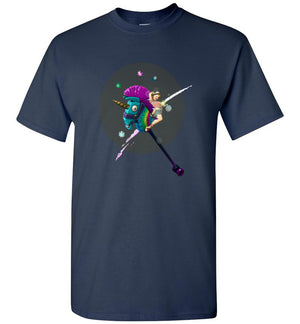 Fortnite Unicorn Rainbow Smash Dandy Shirt