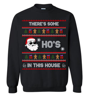 There's some Ho's in this House WAP Ugly Christmas Sweater