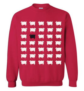 Diana Inspired Sheep Sweater Sweatshirt Unisex