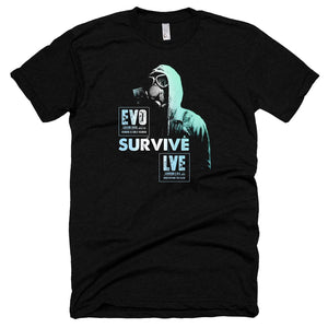 Evolve Survive T-Shirt - Bring Me Tacos